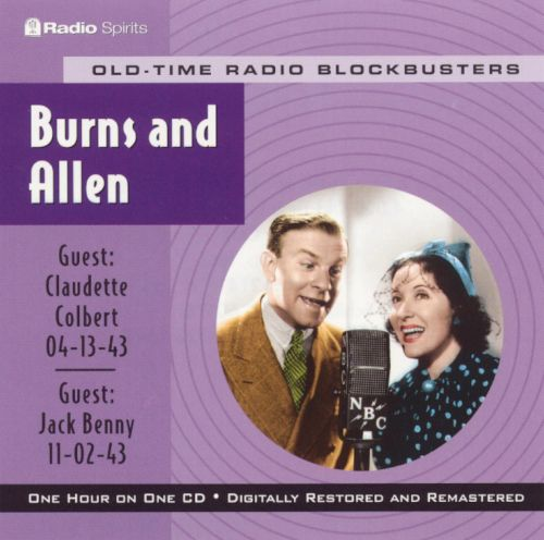 Radio Shows: Burns & Allen