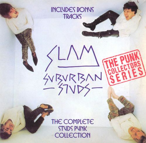 Slam: The Complete Studs Punk Collection