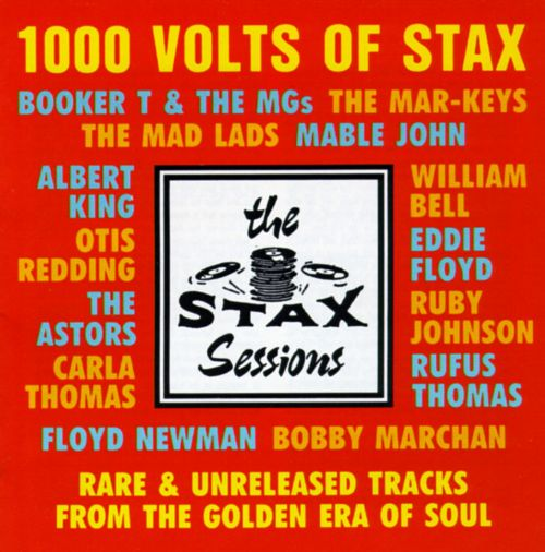 1000 Volts Of Stax Various Artists Songs Reviews