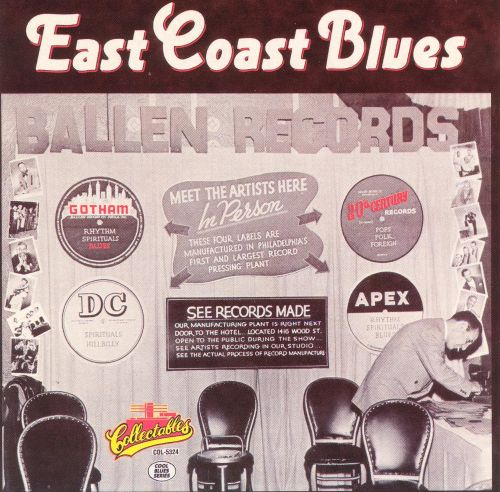 East Coast Blues [Collectables]