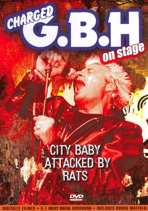 Charged: On Stage [DVD]
