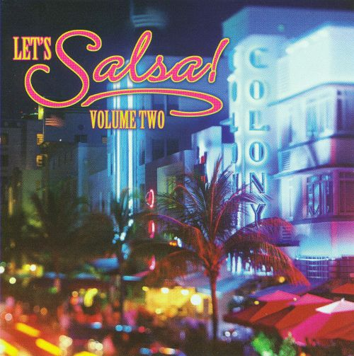 Let's Salsa! Vol. 2