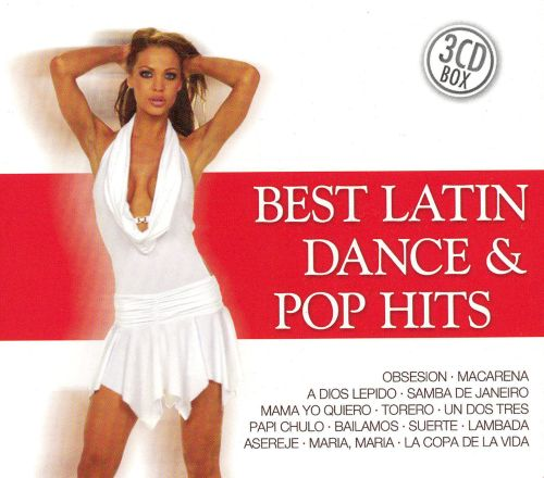 Best Latin Dance And Pop Hits