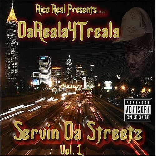 Rico Real Presents Servin Da Streets, Vol. 1