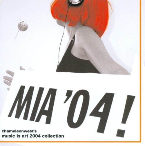 Chameleonwest's Music Is Art Collection 2004