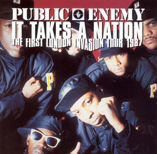 It Takes a Nation: The First London Invasion Tour 1987