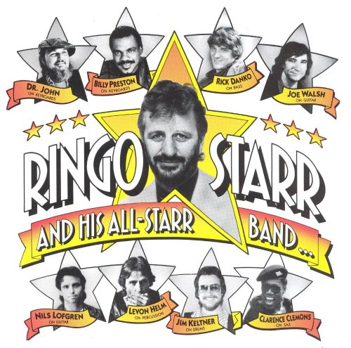 Ringo Starr and His All-Starr Band...
