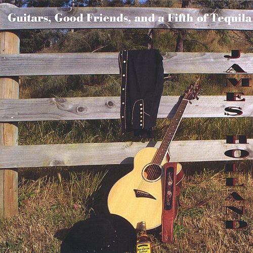 Guitar's, Good Friends, And a Fifth of Tequila