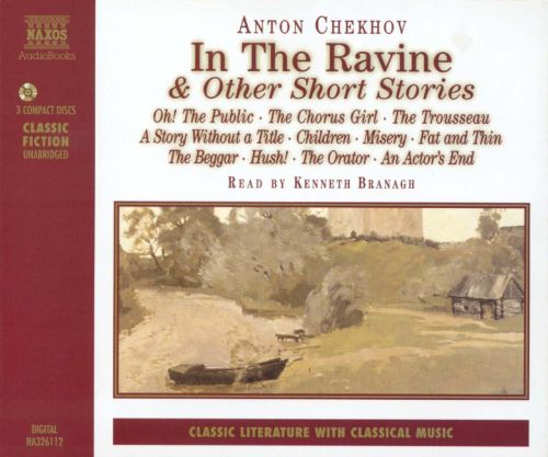 In the Ravine & Other Short Stories [Audiobook]