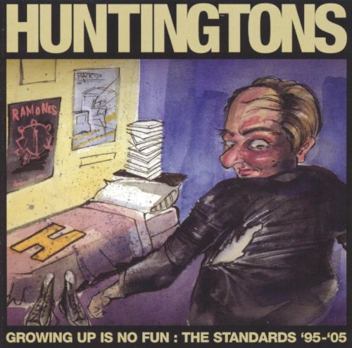 Growing Up Is No Fun: The Standards '95-'05