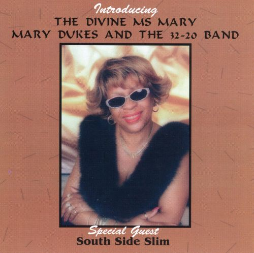 Introducing the Divine Ms. Mary