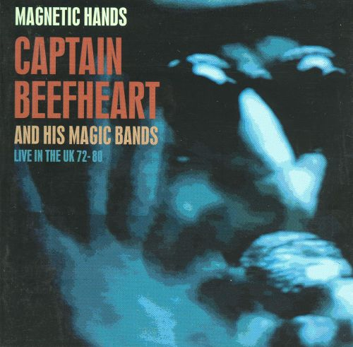 Magnetic Hands: Live in the UK