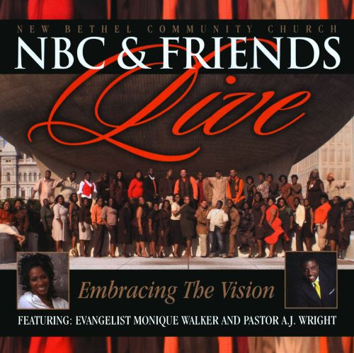 Embracing the Vision Live