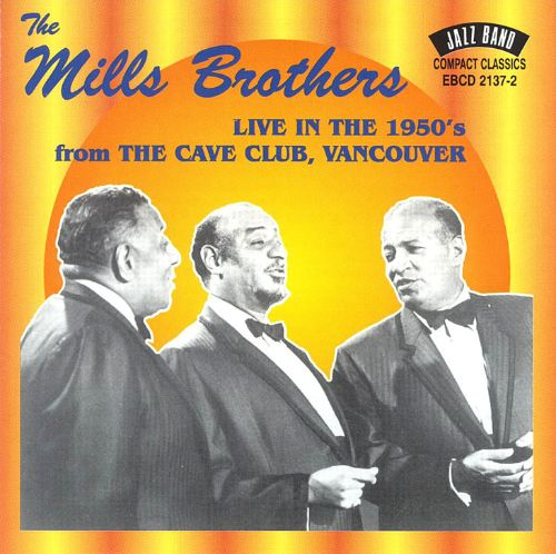 Live in the 1950s from the Cave Club, Vancouver