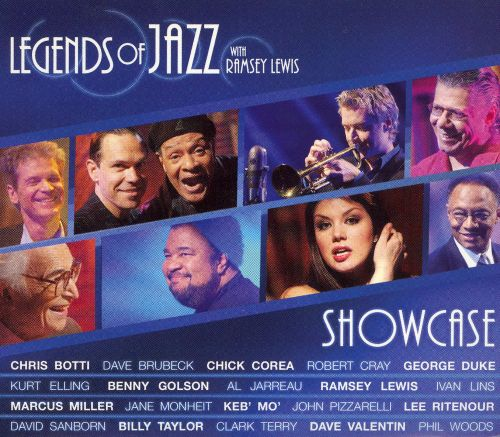 Legends of Jazz with Ramsey Lewis: Showcase