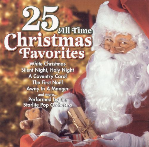25 All Time Christmas Favorites [Red]