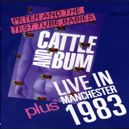 Cattle and Bum/Live in Manchester [DVD]