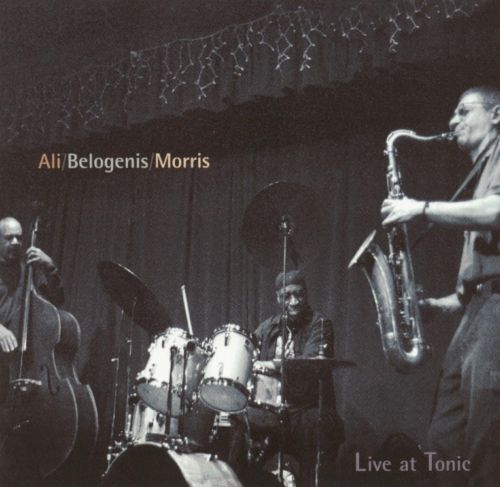 Ali, Belogenis and Morris Live at Tonic