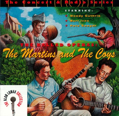 The Ballad Operas: The Martins & The Coys