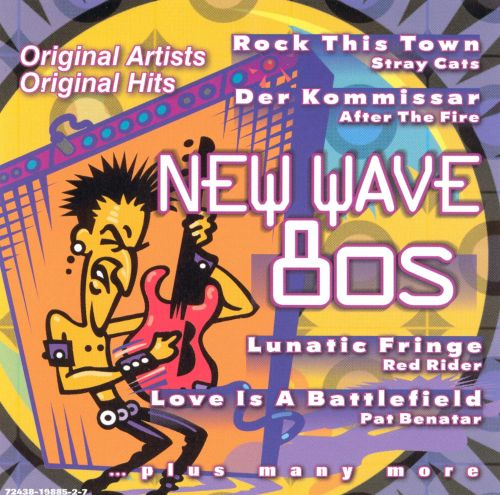 New Wave '80s, Vol. 1