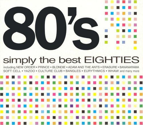 Simply the Best Eighties