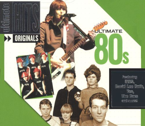 Ultimate Hits: Ultimate 80's