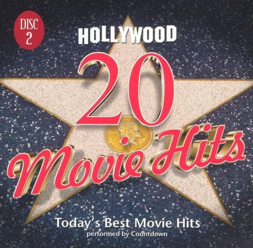 20 Hollywood Movie Hits [Disc 2]