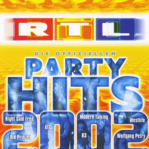 RTL Party Hits 2002