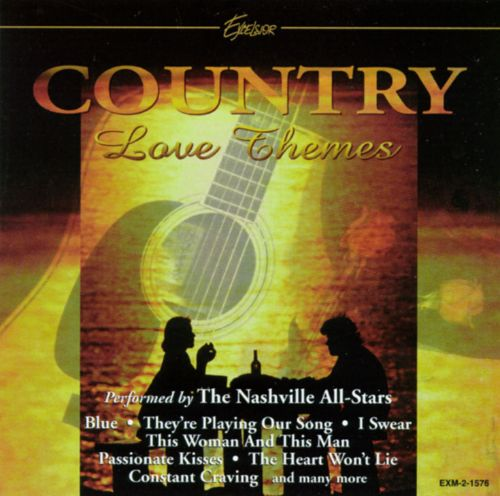 Country Love Themes
