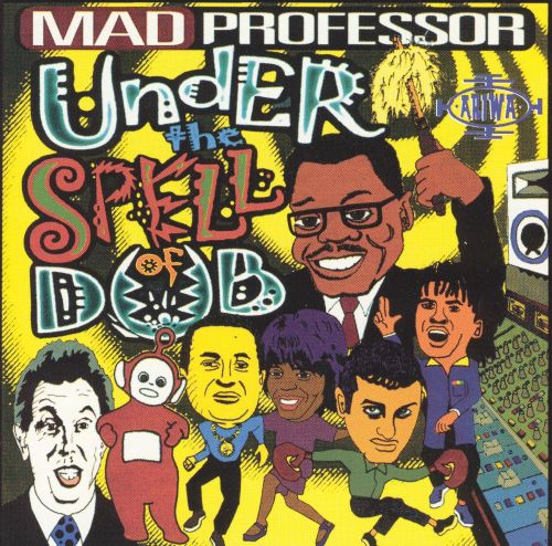 Under the Spell of Dub: Black Liberation Dub, Chapter 4
