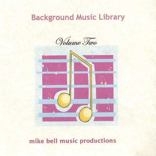 Background Music Library, Vol. 2