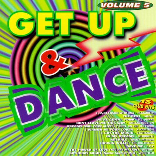 Get Up & Dance, Vol. 5