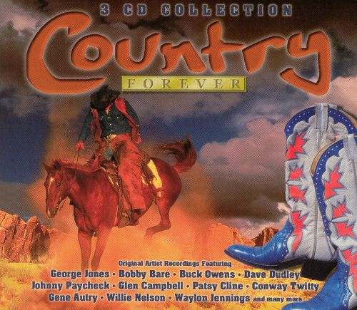 Country Forever [ULT Box Set]