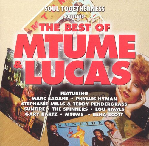 The Best of Mtume and Lucas