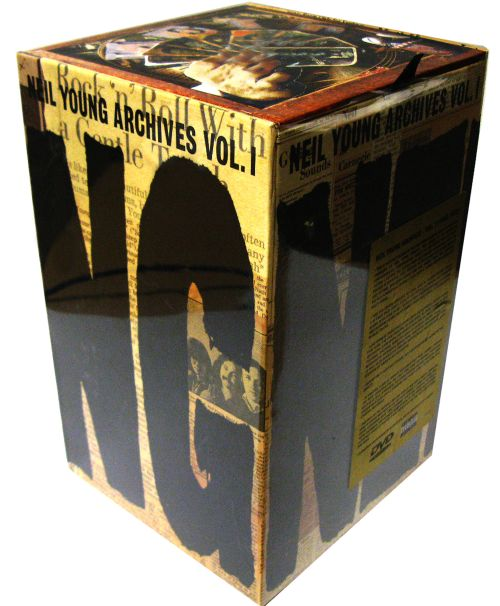 Neil Young Archives, Vol. I (1963-1972) [Video]