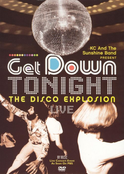 Get Down Tonight: The Disco Explosion [DVD Audio]