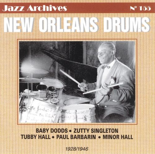 New Orleans Drums: 1928-1946
