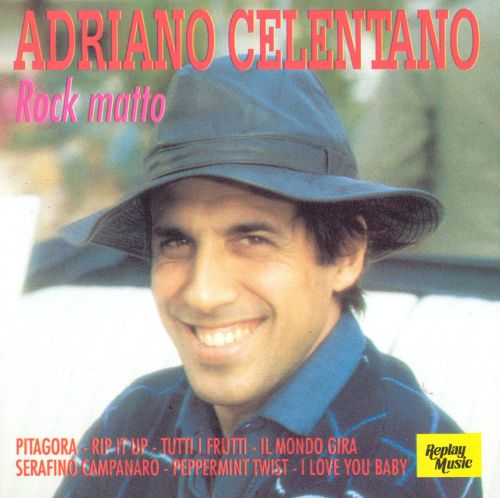rock matto adriano celentano songs reviews credits. Black Bedroom Furniture Sets. Home Design Ideas