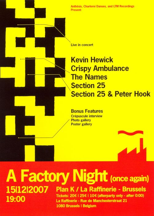 Factory Night (Once Again)