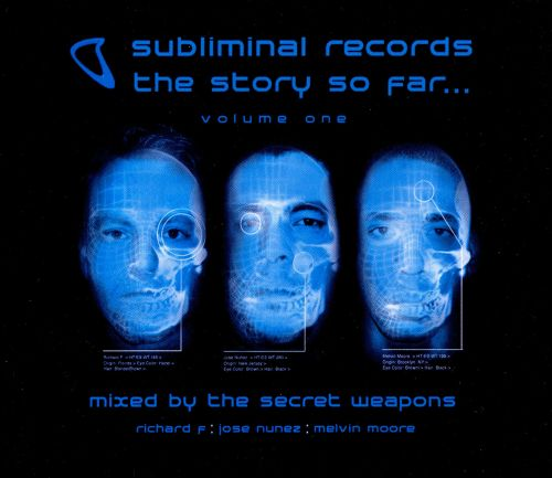 Secret Weapons [Subliminal UK]