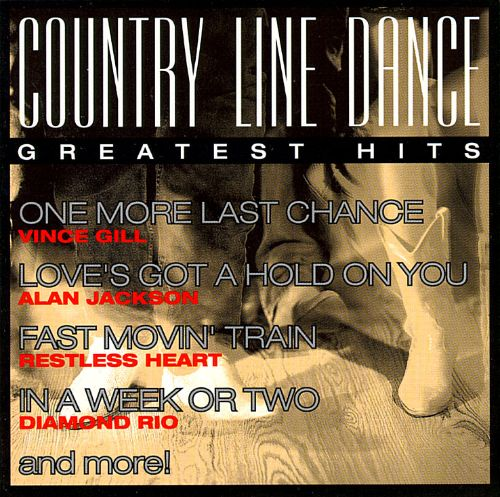 Country Line Dance Greatest Hits