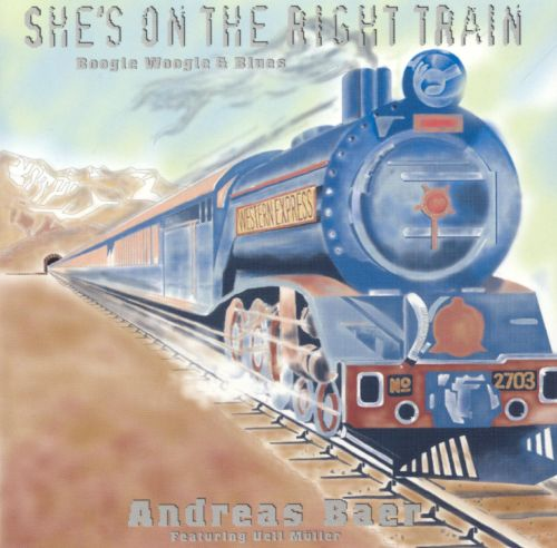 She's on the Right Train: Boogie Woogie & Blues