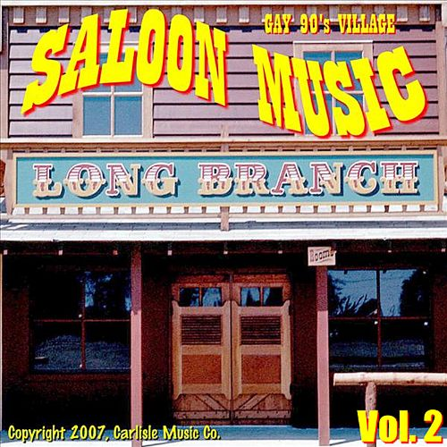 Saloon Music: Old Time Stepping, Vol. 2