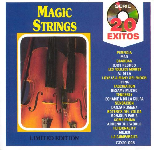 Magic Strings: Serie 20 Exitos