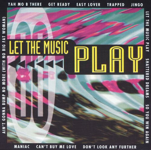 Let the Music Play [K-Tel]