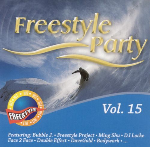 Freestyle Party, Vol. 15