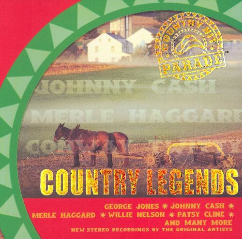 Country Hit Parade: Country Legends