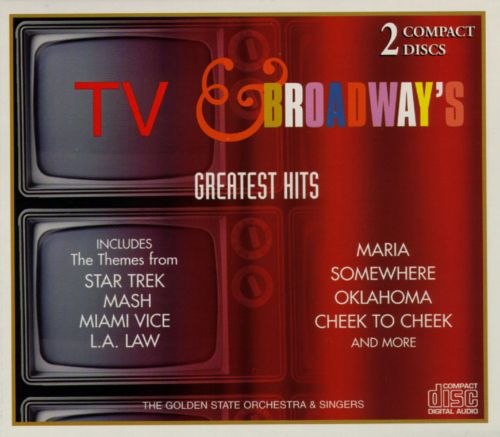 TV & Broadway's Greatest Hits
