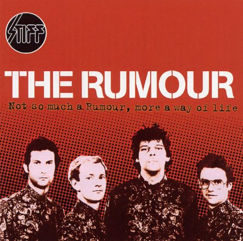 Not Just a Rumour, More a Way of Life