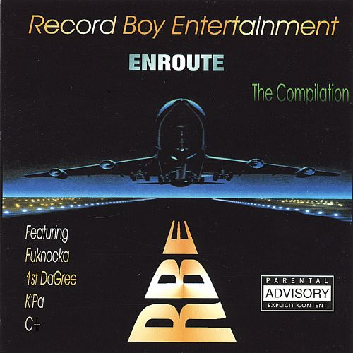 Record Boy Entertainment: Enroute - The Compilation